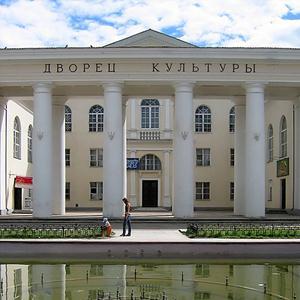 Дворцы и дома культуры Турунтаево