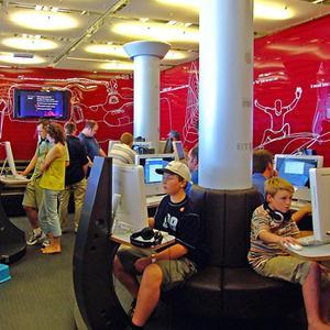 Интернет-кафе Турунтаево