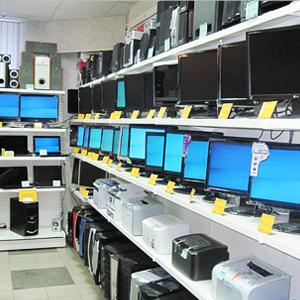 Компьютерные магазины Турунтаево