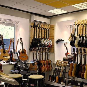 Музыкальные магазины Турунтаево