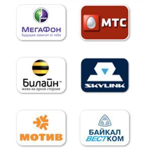 Операторы сотовой связи Турунтаево