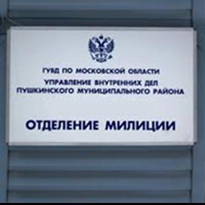 Отделения полиции Турунтаево