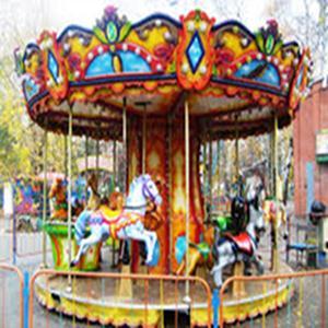 Парки культуры и отдыха Турунтаево