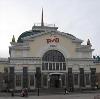 Железнодорожные вокзалы в Турунтаево