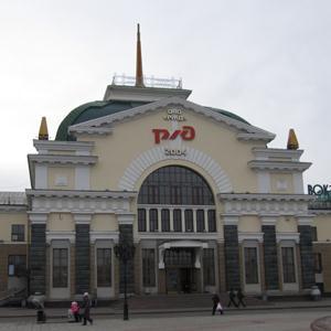Железнодорожные вокзалы Турунтаево